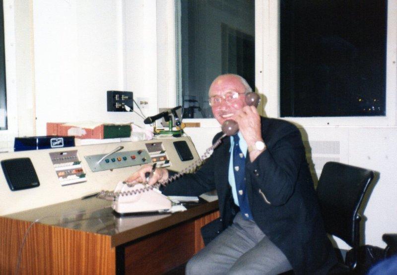 Edward Chute at Metro Radio
