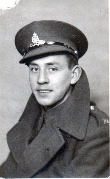 Gunner Edward Chute