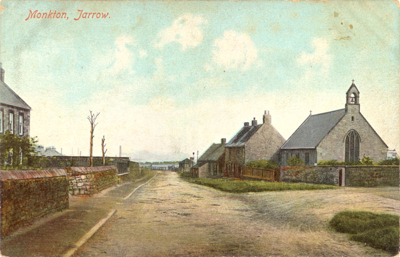 Monkton Village, Jarrow