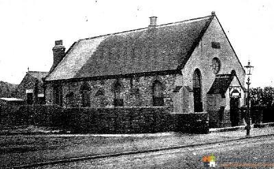 Monkton Village chapel, Jarrow