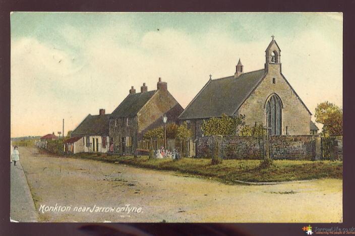 Monkton Village church