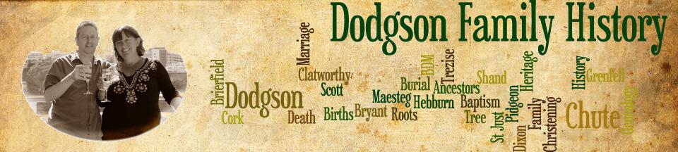 Dodgson Family History
